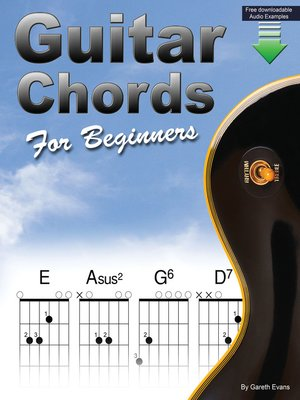 cover image of Guitar Chords for Beginners