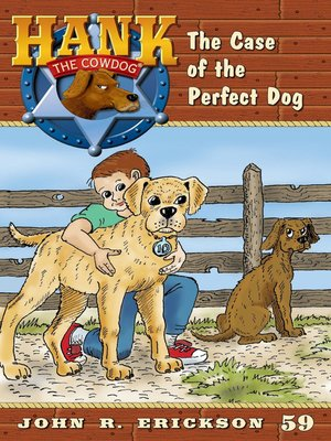 cover image of The Case of the Perfect Dog