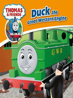 cover image of Duck the Great Western Engine