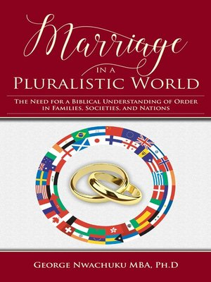 cover image of Marriage in a Pluralistic World