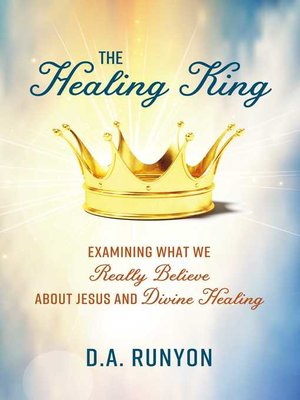 cover image of The Healing King