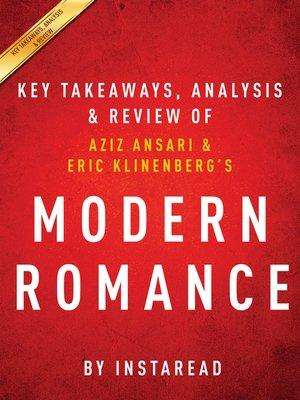 aziz ansari modern romance audiobook torrent