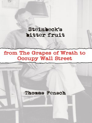 cover image of Steinbeck's Bitter Fruit