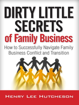 cover image of Dirty Little Secrets of Family Business