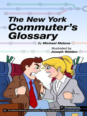 cover image of The New York Commuter's Glossary