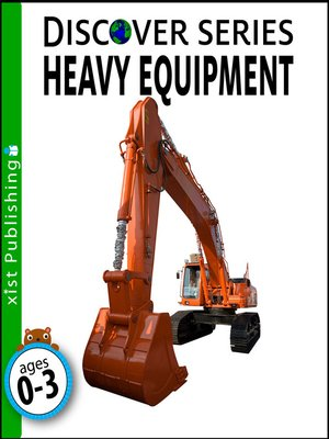 cover image of Heavy Equipment