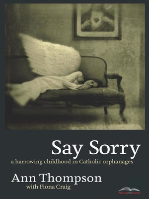 cover image of Say Sorry