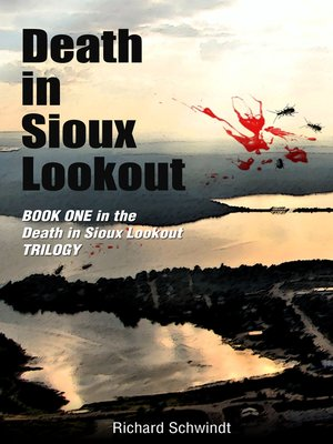 cover image of Death in Sioux Lookout