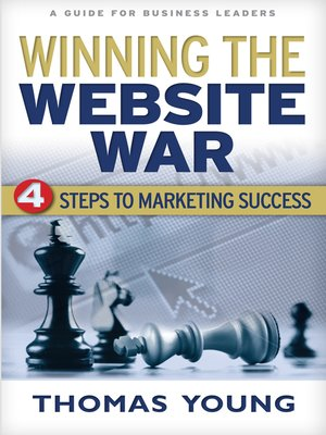 cover image of Winning the Website War