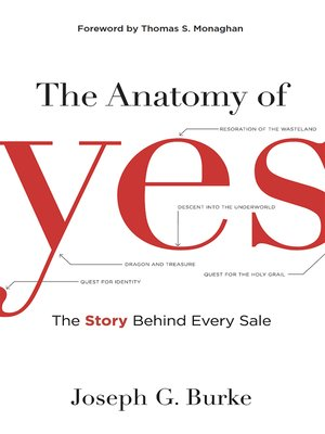 cover image of The Anatomy of Yes