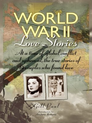 cover image of World War II Love Stories