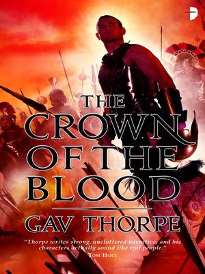 cover image of The Crown of the Blood
