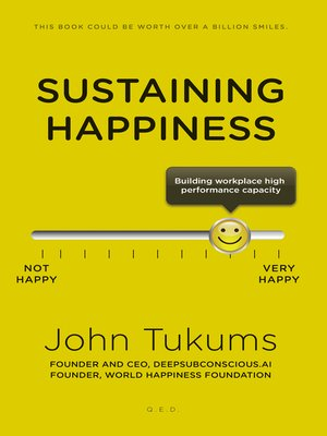 cover image of Sustaining Happiness
