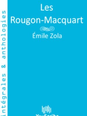 cover image of Les Rougon-Macquart