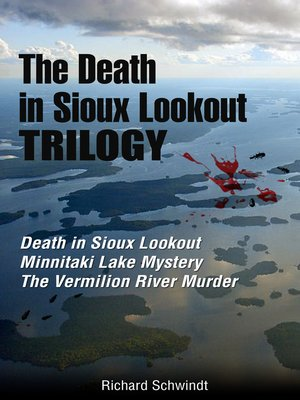 cover image of The Death in Sioux Lookout Trilogy