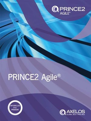 cover image of PRINCE2 Agile German