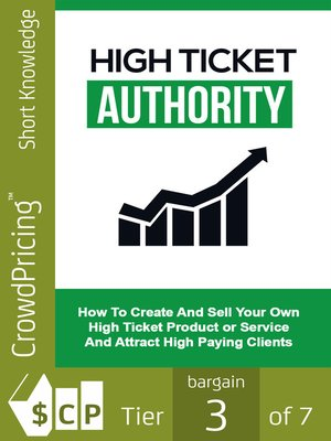 cover image of High Ticket Authority