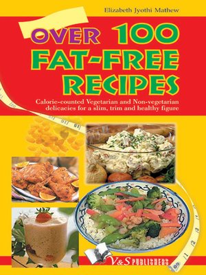 cover image of Over 100 Fat-free Recipes
