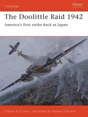 cover image of The Doolittle Raid 1942