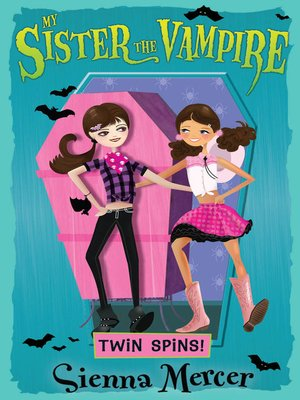 cover image of Twin Spins!
