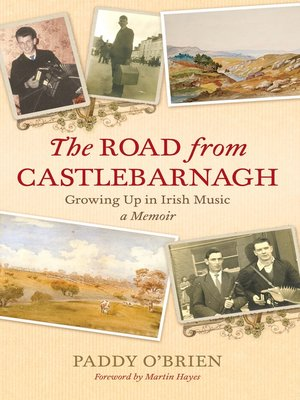 cover image of The Road from Castlebarnagh
