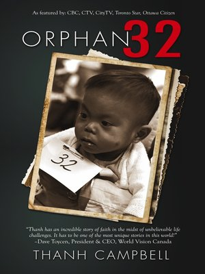 cover image of Orphan 32
