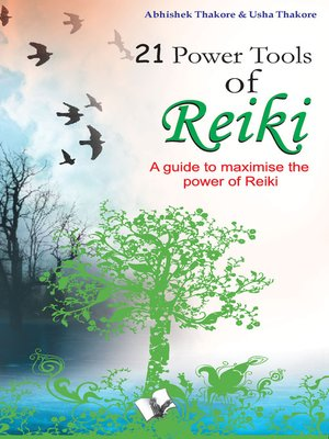 cover image of 21 Power Tools of Reiki