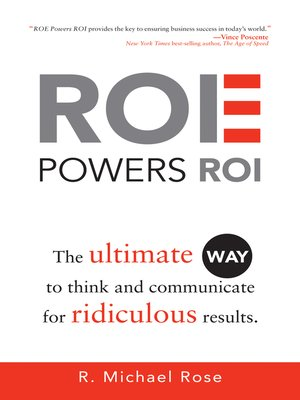 cover image of ROE Powers ROI