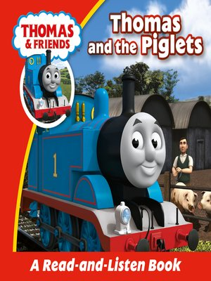 cover image of Thomas & The Piglets