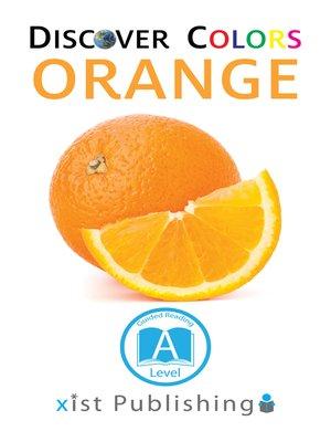cover image of Orange