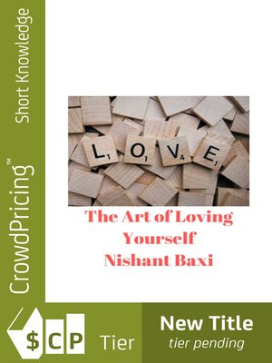 cover image of The Art of Loving Yourself