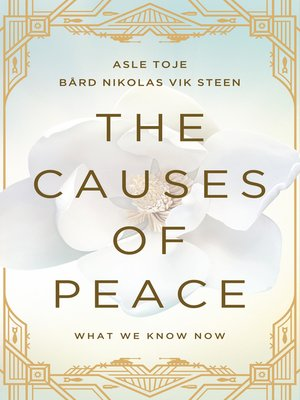 cover image of The Causes of Peace
