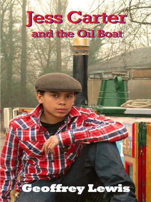 cover image of Jess Carter and the Oil Boat