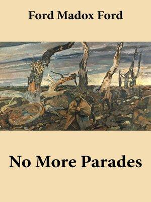 cover image of No More Parades