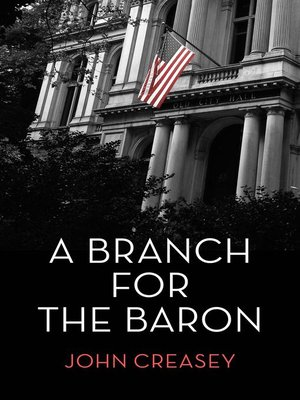 cover image of A Branch For the Baron