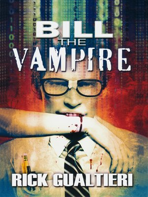 cover image of Bill the Vampire