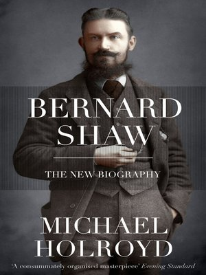 cover image of Bernard Shaw