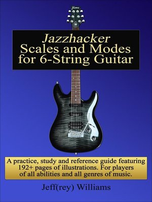 cover image of Jazzhacker Scales and Modes for 6-String Guitar