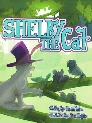 cover image of Shelby the Cat
