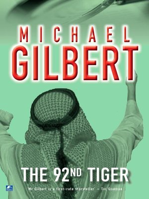 cover image of The Ninety Second Tiger