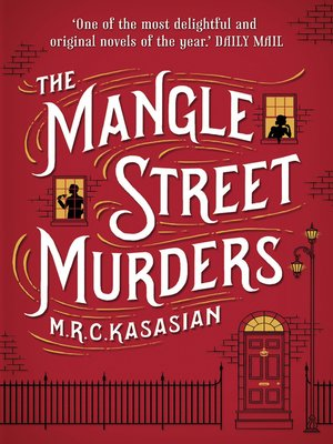 cover image of The Mangle Street Murders
