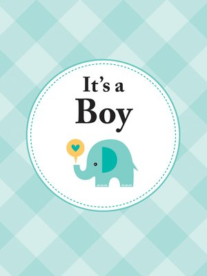 cover image of It's a Boy