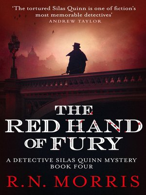 cover image of The Red Hand of Fury