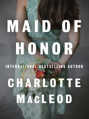 cover image of Maid of Honor