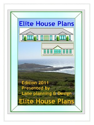 cover image of Elite House Plans