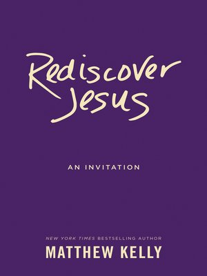 cover image of Rediscover Jesus