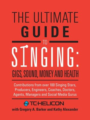 cover image of The Ultimate Guide to Singing
