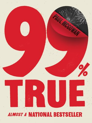 cover image of 99% True