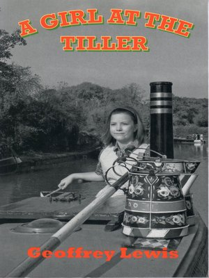 cover image of A Girl at the Tiller