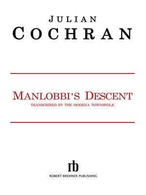 cover image of Manlobbi's Descent